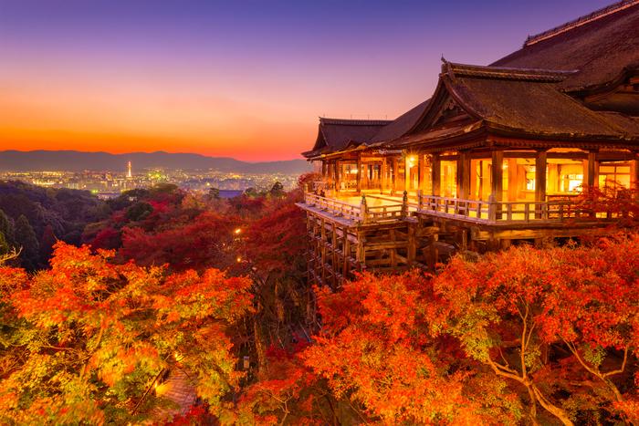 "Kansai/Kyoto ""Kiyomizu Temple"""