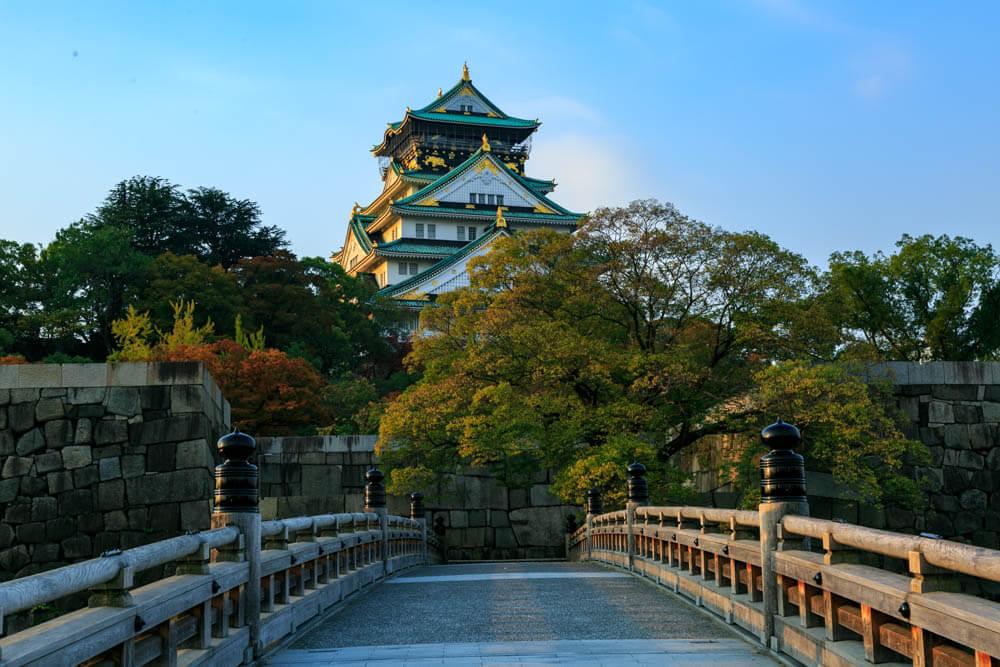 Japan/Kansai Osaka Castle